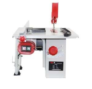 多功能台锯小型木工锯新品台式家用倒角切割裁板机電鋸