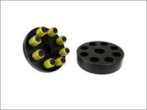 弹性套柱销联轴器的结构特点