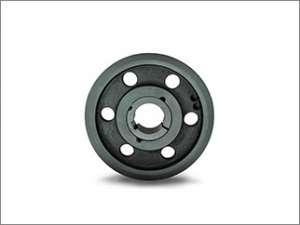 灰铸铁(锥套皮带轮)由于熔炼浇注造成的缺陷分析