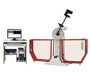 JB–W300微机屏显半自动冲击试验机