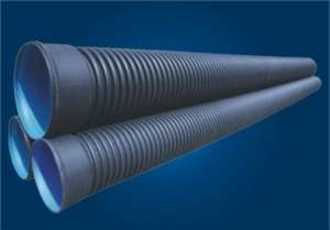 HDPE双壁波纹管 PE波纹管厂家直销