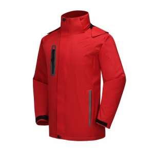单层摇粒绒冲锋衣可定制防风防泼水