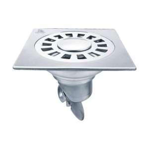 防臭地漏加厚304不锈钢角阀塑料洗手间家装