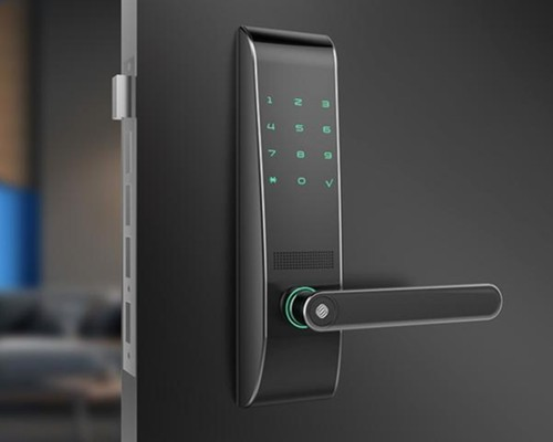 家居选购技巧之智能门锁